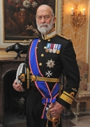 Portrait of His Royal Highness Prince Michael of Kent